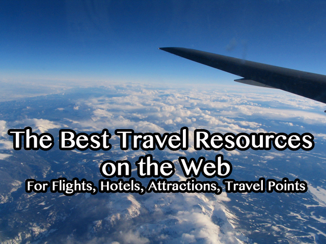 Best Travel Resources on the Web