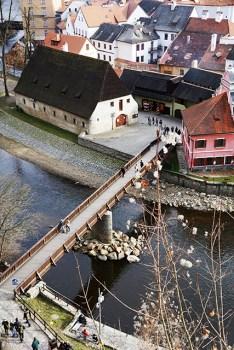 Bridge Lazebnický
