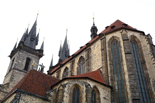 Týn Cathedral, Old Town Square