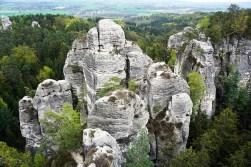 Sandstone Formations of Český Ráj