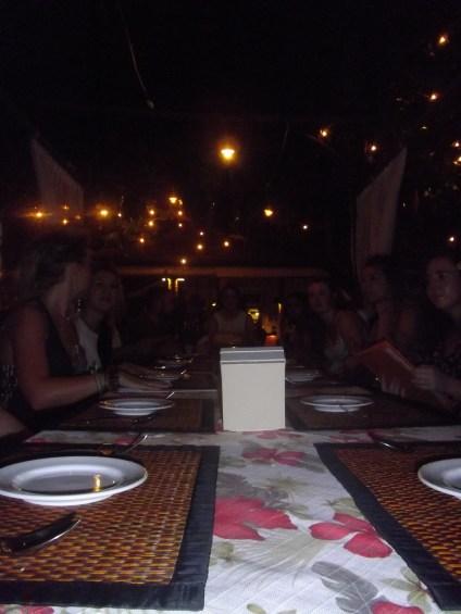 final dinner