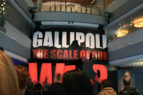 gallipoli war exhibition