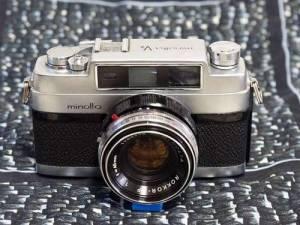 ミノルタカメラ
