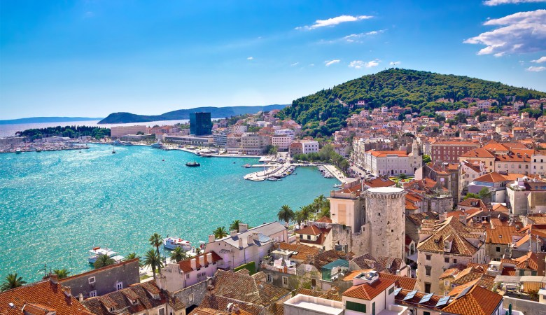 Split, Croatia #AwaraDiaries #AwaraInCroatia