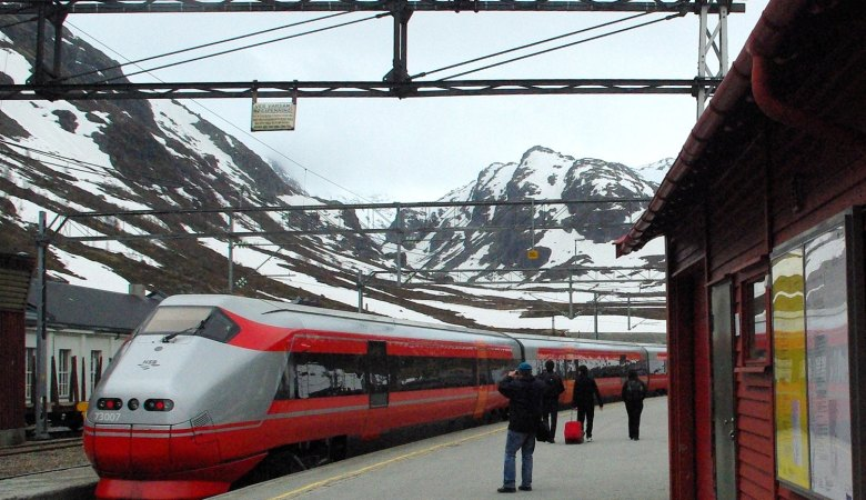 NSB: A Look At Norwegian State Railways