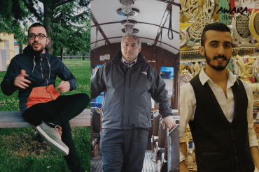 9 Types of Men I Met On My First Solo Trip