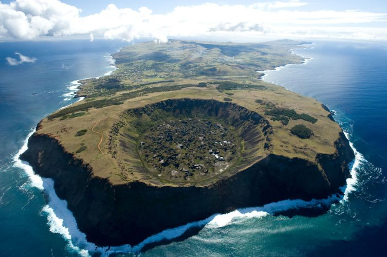 The Most Remote Airport In The World - Mataveri International Airport