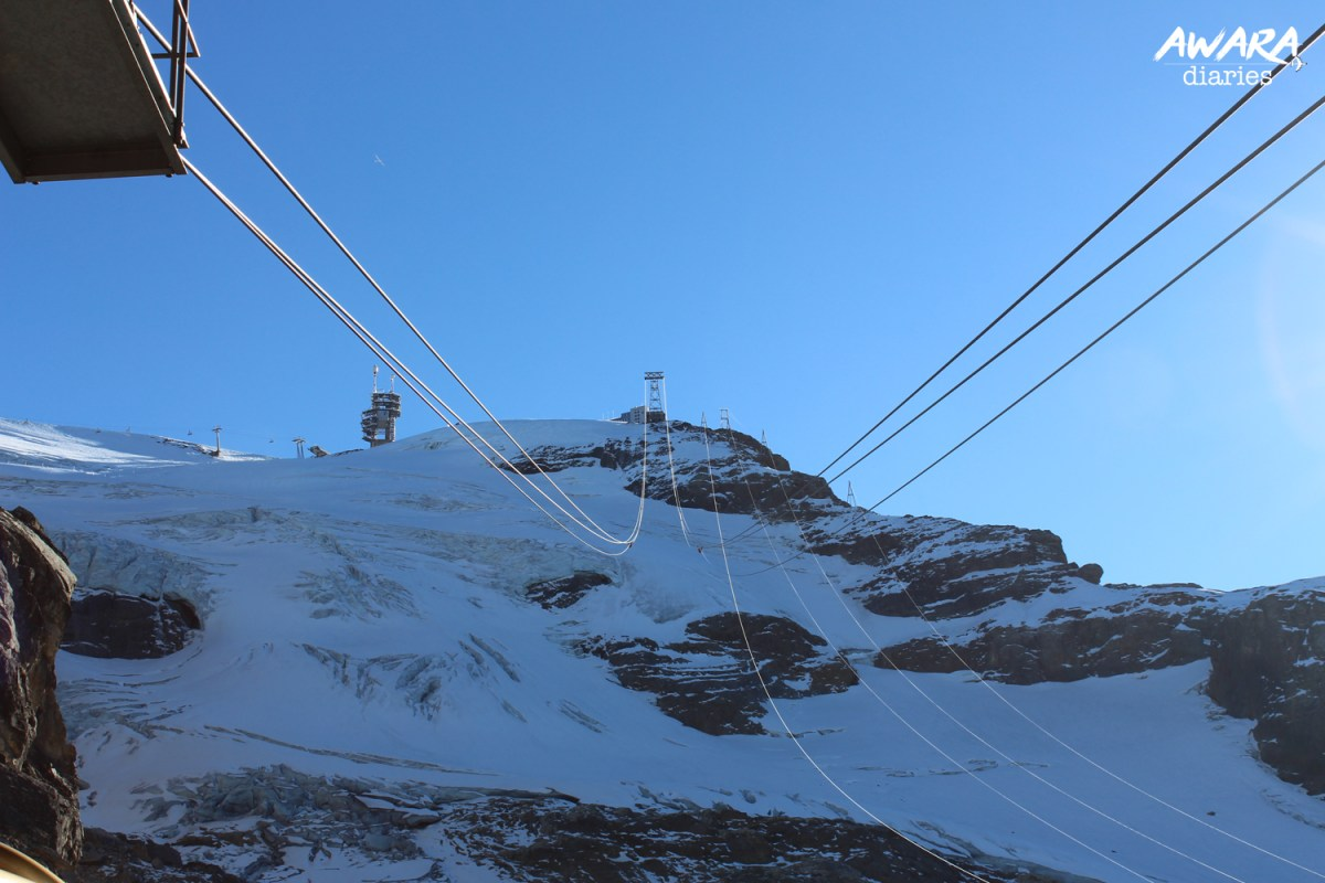 The 1st Ropeway