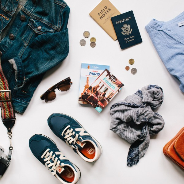 Keep your travel essentials up to date even when not traveling