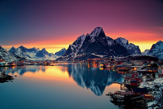 Norway The Land of the Midnight Sun