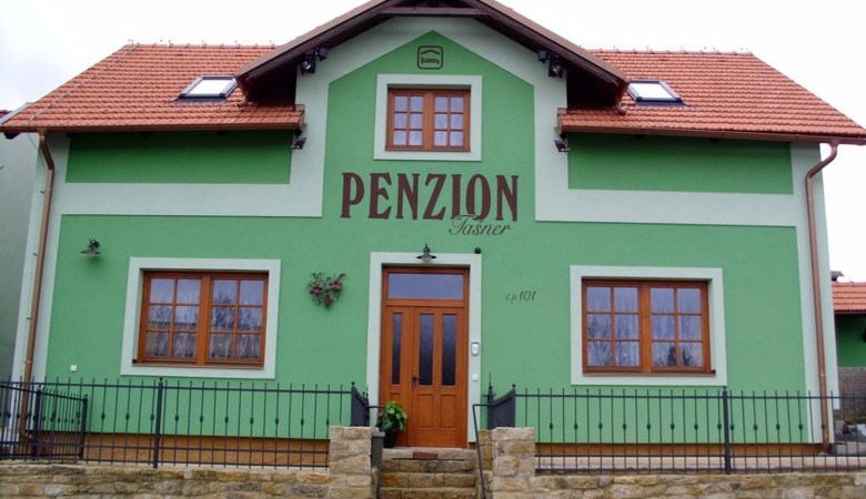 Penzion Tasner: Litomysl's Pretty Guesthouse