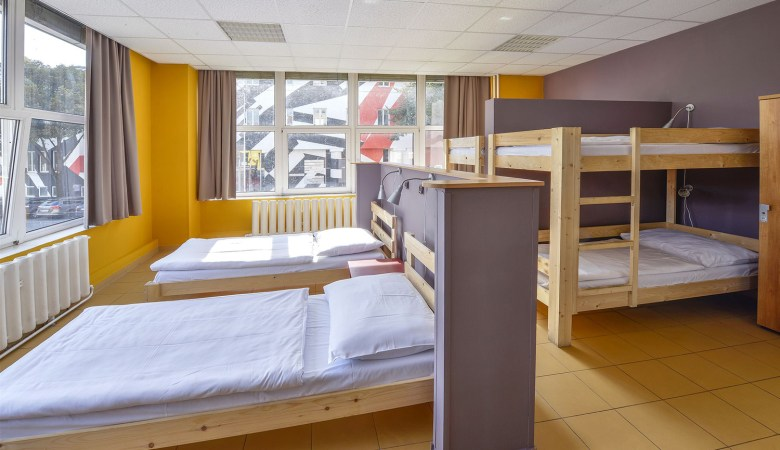 Plus Prague Hostel: The Hippest Hostel of Prague