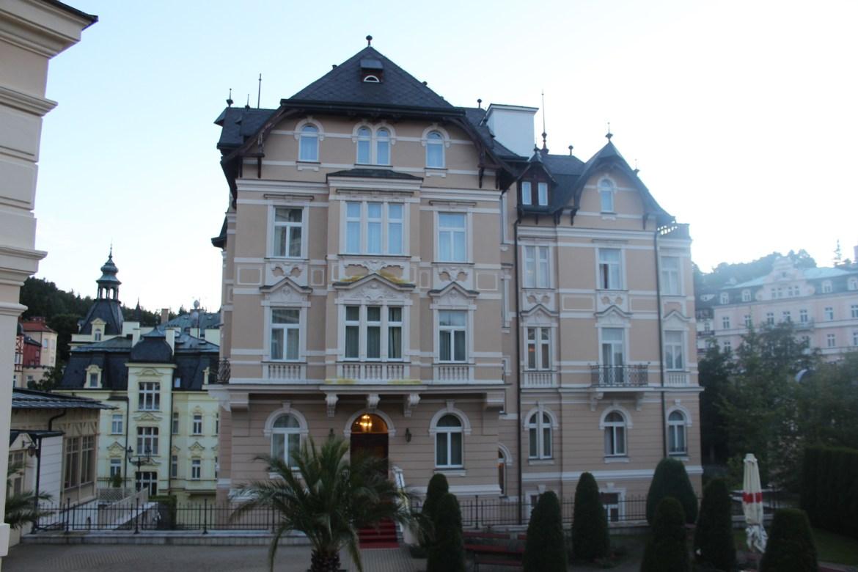 Review: Savoy Westend Hotel- Luxury Spa & Resort, Karlovy Vary