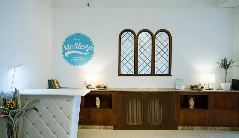 McSleep Hostel: Friendly Hostel, Friendly People