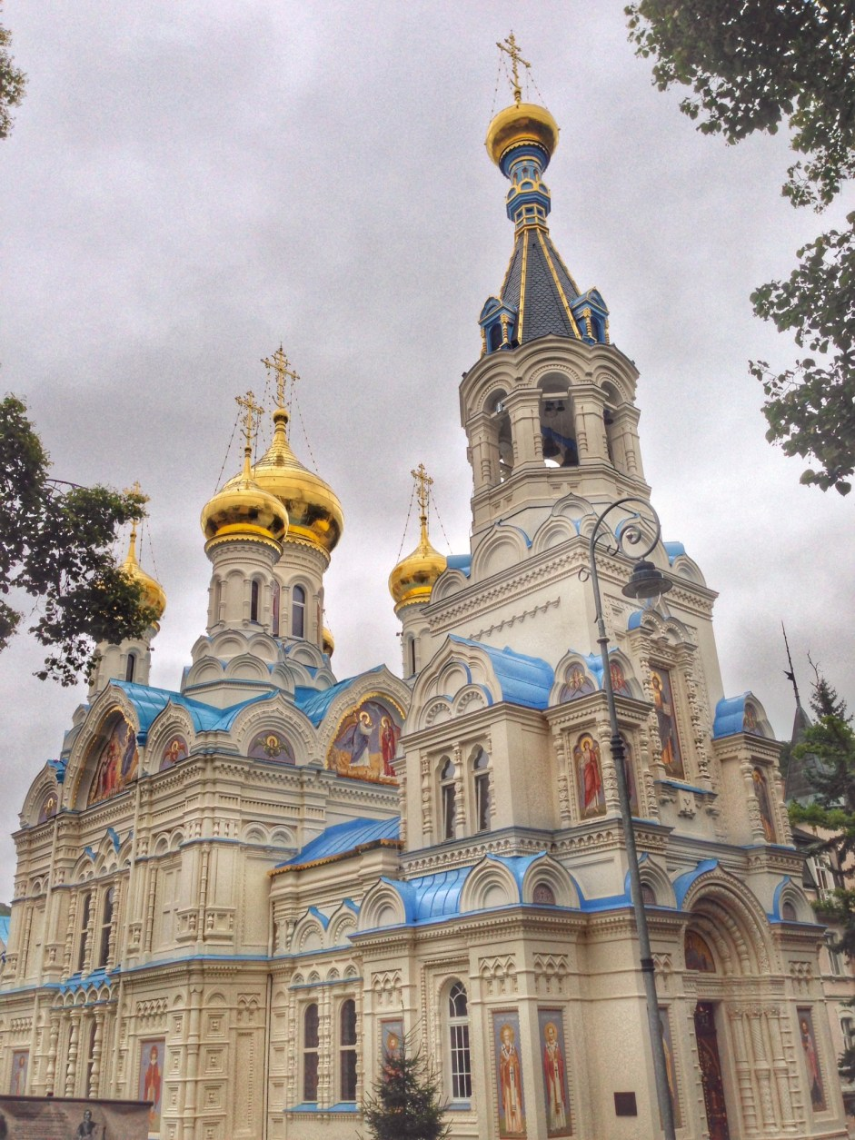 The Orthodox Church of St. Peter & Paul