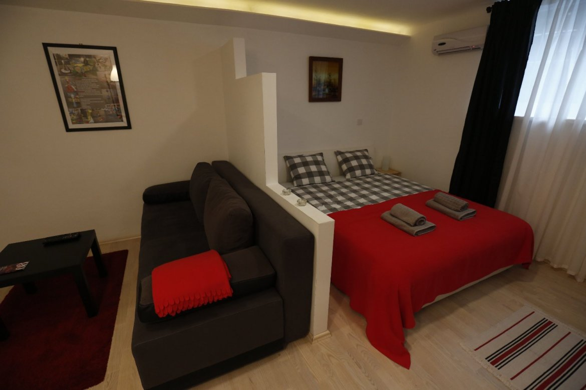 Apartment Platz by Lana: An Apartment in Central Zagreb