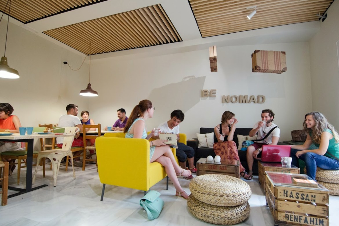 The Nomad Hostel - Backpackers' Heaven in Seville