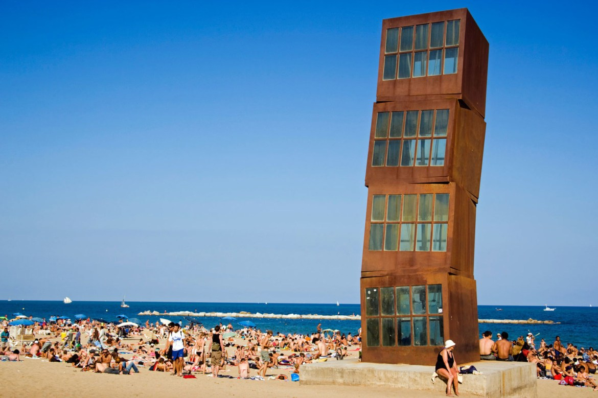 Beaches of Barcelona