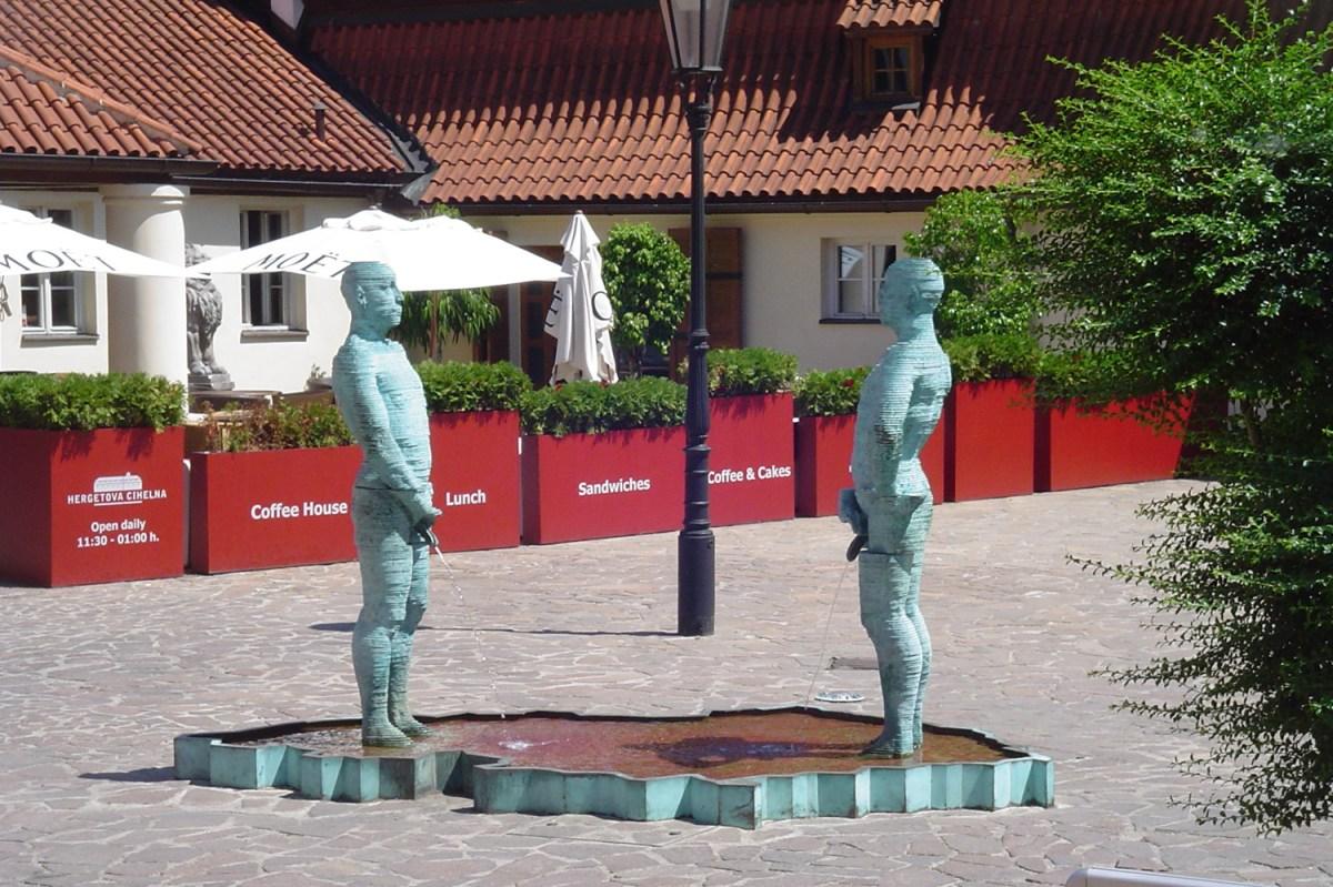 Kafka Museum, Prague, Czech Republic