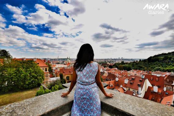 Prague To Praha