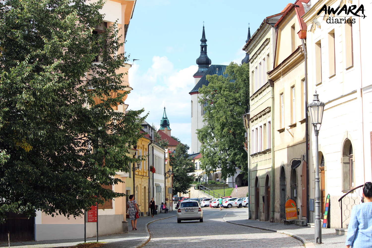 Streets of Litomysl 2