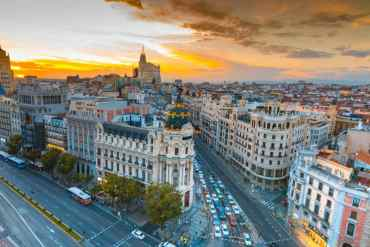 Madrid In 48 Hours | Awara Diaries