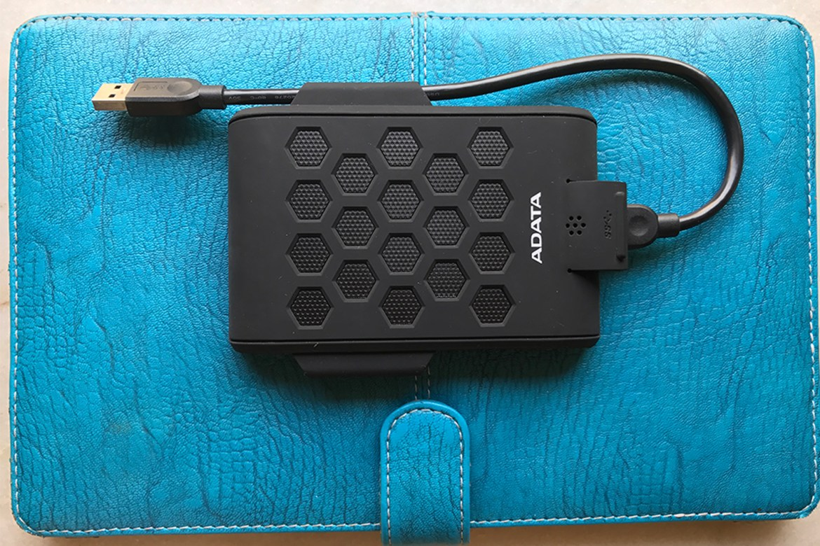 Gadgets That We Bank Upon While Traveling Adata HD720