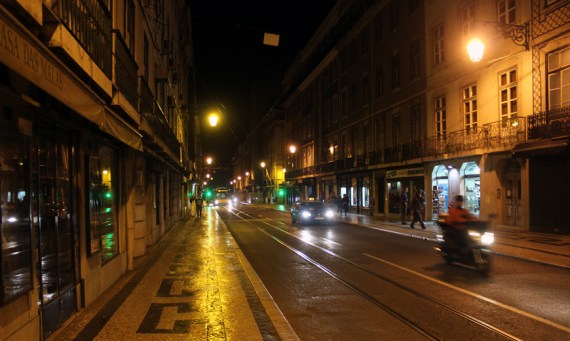 The Unforgettable Night At The Lisboa Bus Station