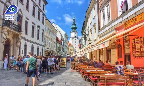 9 Things To Do In Bratislava, Slovakia