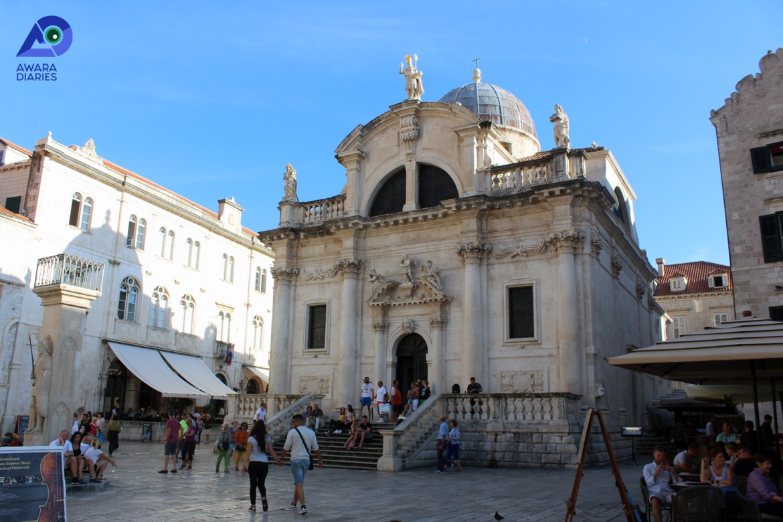 St Blaise Church Dubrovnik