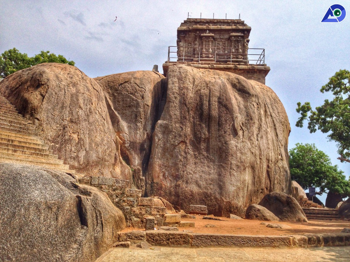Old Lighthouse Mahabalipuram