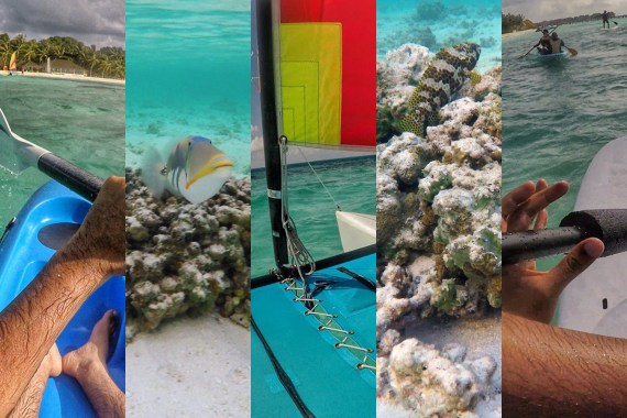 5 Must Try Water Sports At Club Med Kani Maldives