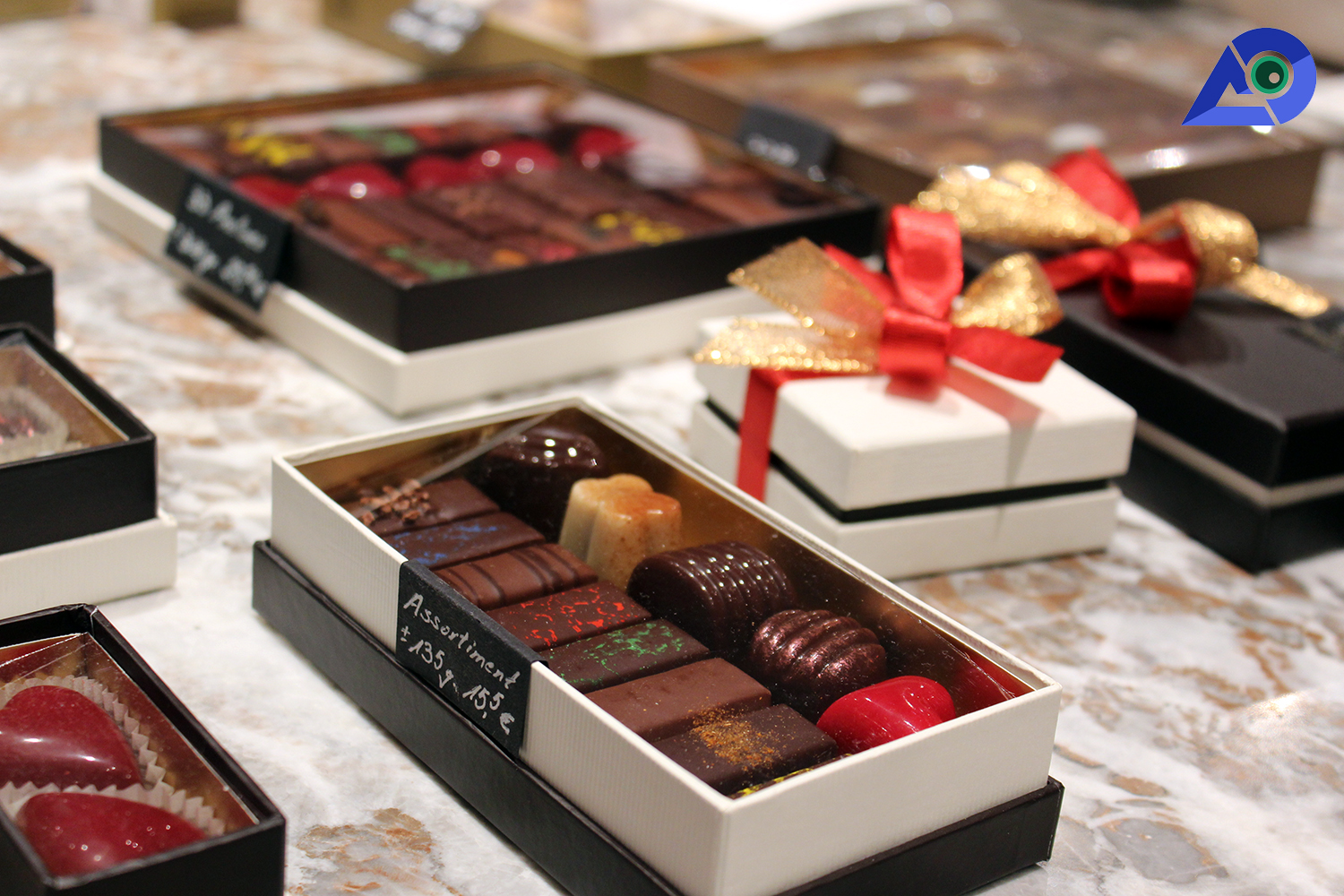 Belgian Chocolates 2