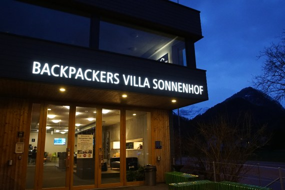 Review- Backpackers Villa Sonnenhof, Interlaken