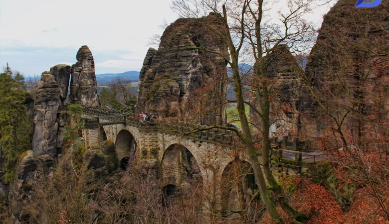 Day Trip From Prague | Bohemian Switzerland & Saxon National Park