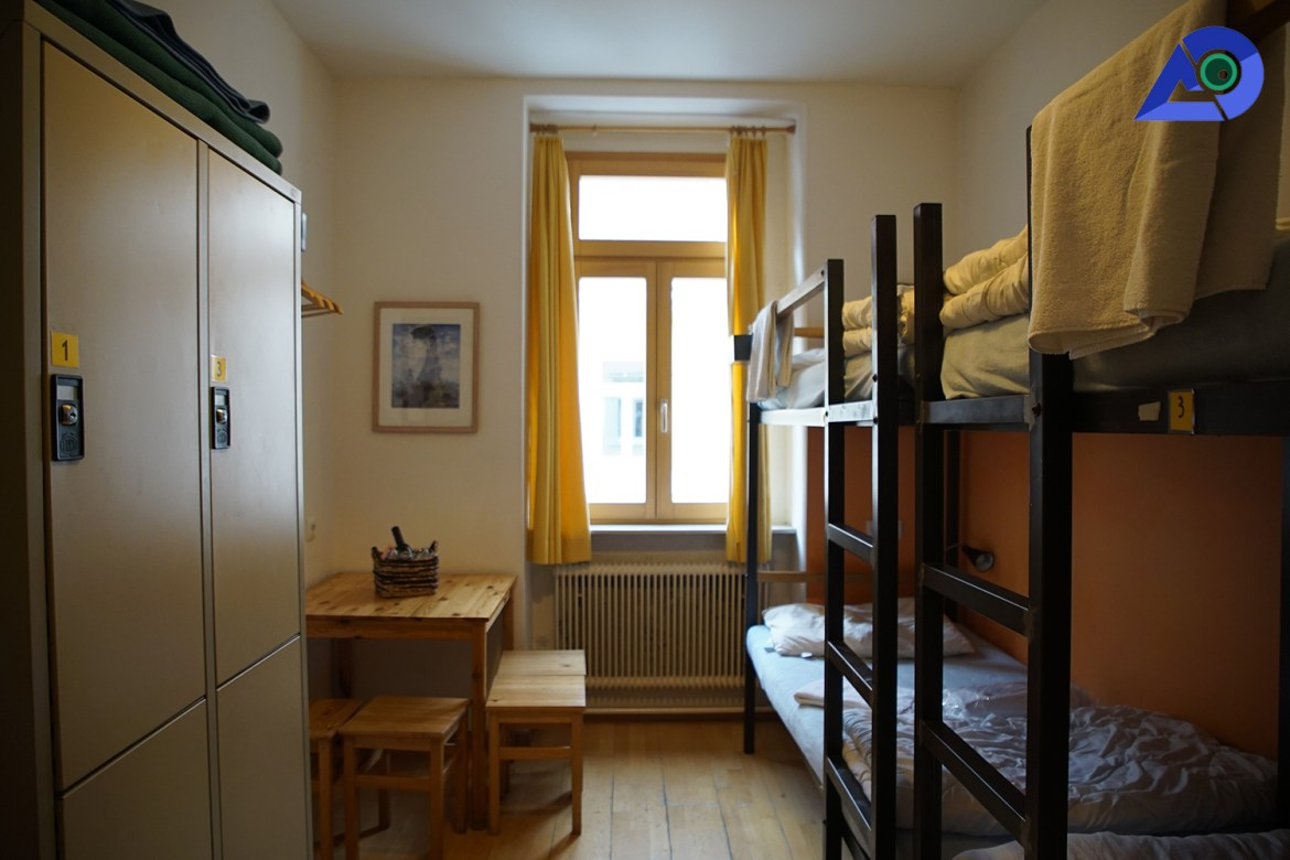 Room Quality of Hostel Ruthensteiner