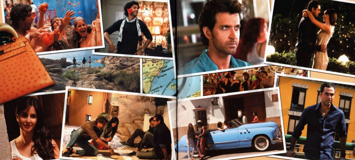 ZNMD Filming Locations | Where was Zindagi Na Milegi Dobara Shot?