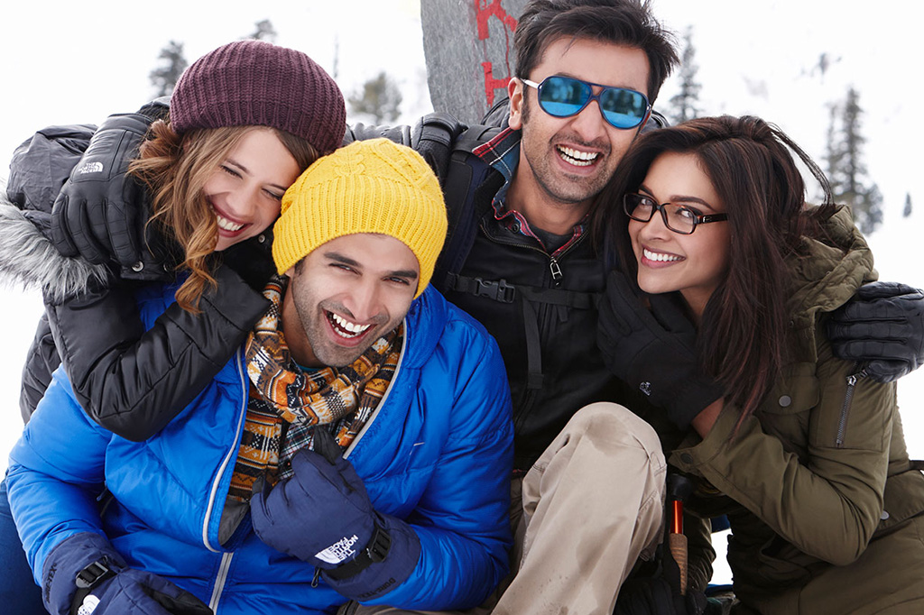 YJHD Filming Locations | Where was Yeh Jawaani Hai Deewani Shot?