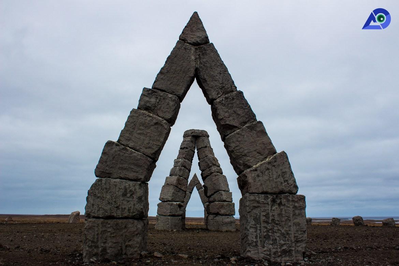 The Arctic Henge,Raufarhöfn 3