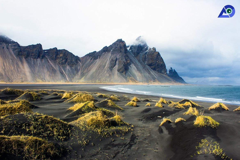 Vestrahorn, South Iceland
