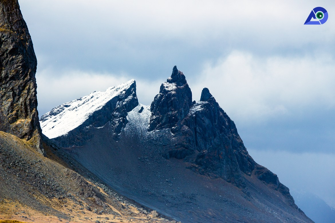 Vestrahorn of South Iceland