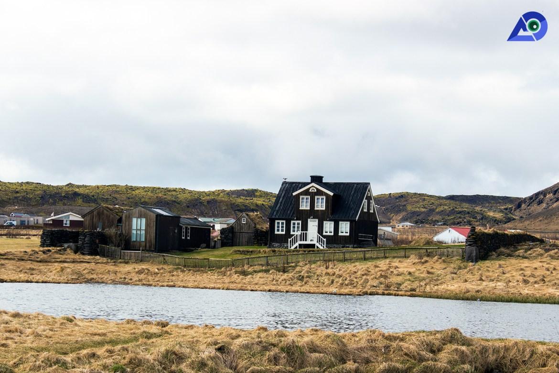 Arnarstapi, West Iceland