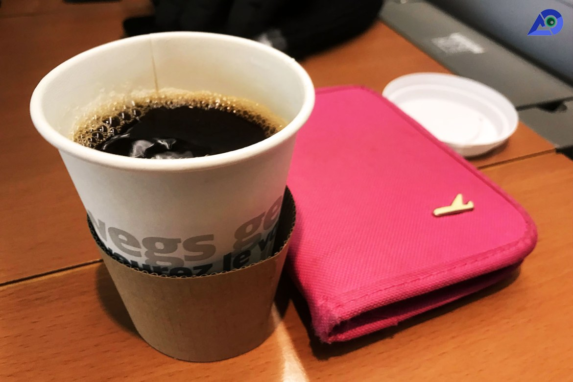 A Cup Of Coffee Changed My Life