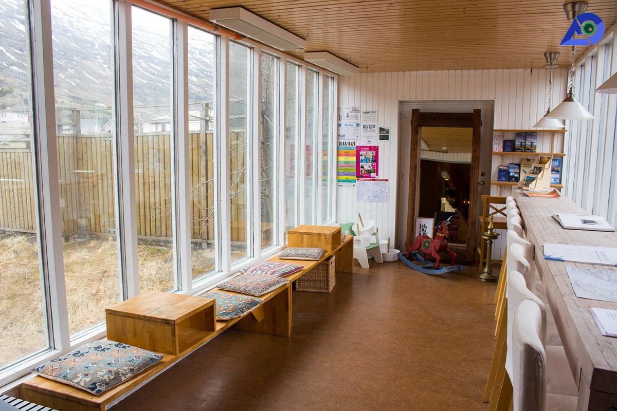 Hafaldan HI Hostel, Seyðisfjörður (East Iceland)