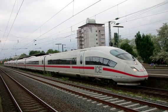 Deutsche Bahn: The Amazing German Train Company