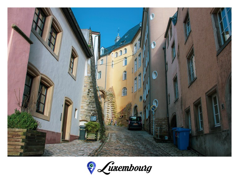 Luxembourg City, Luxembourg, Europe 1