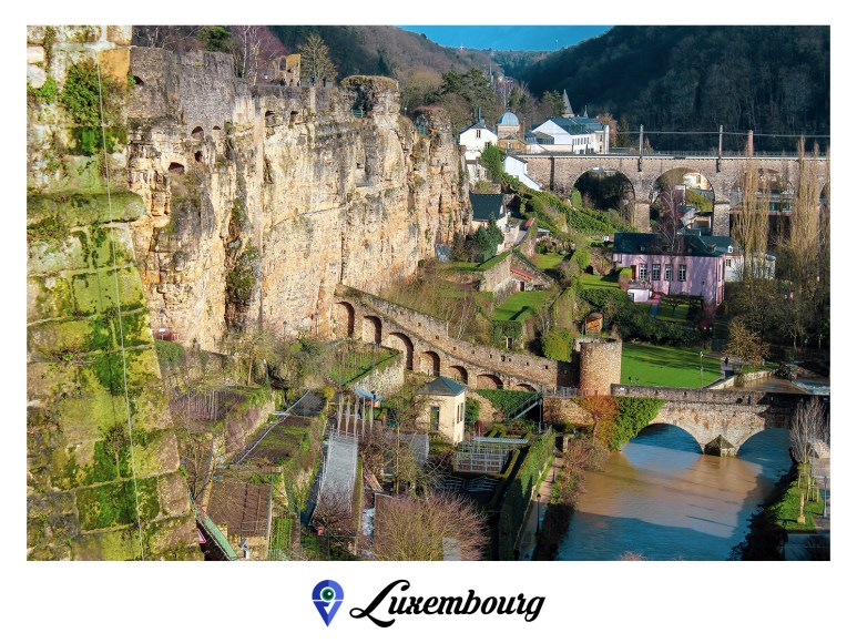 Luxembourg City, Luxembourg, Europe 2