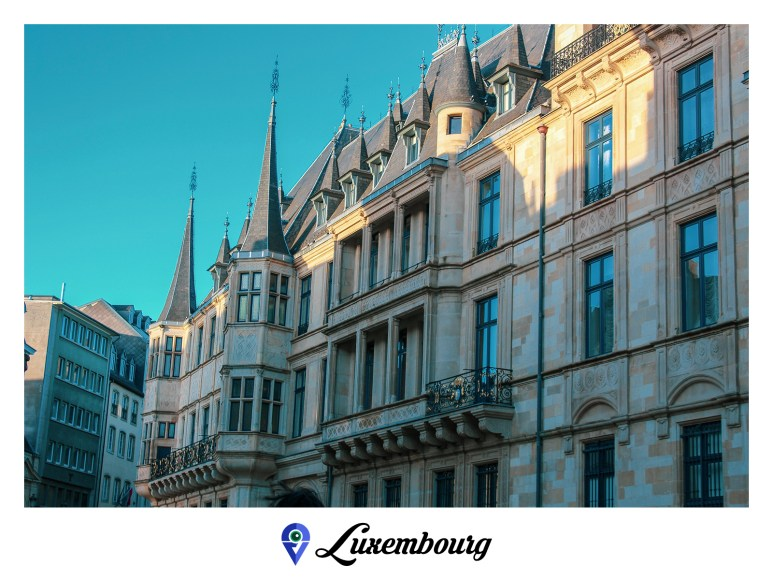 Luxembourg City, Luxembourg, Europe 12