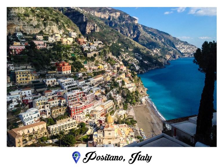 Positano Amalfi Italy 1