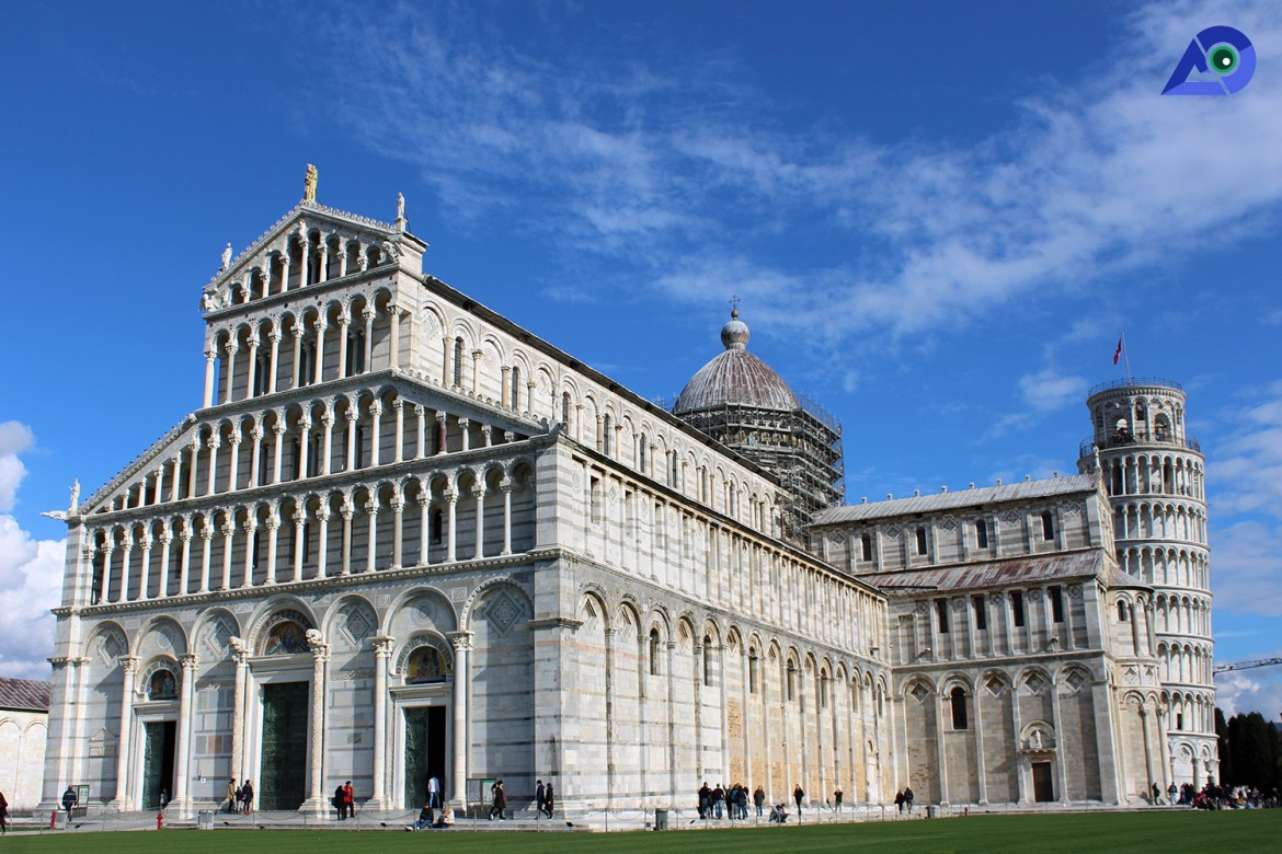 The Cathedral of Pisa 1